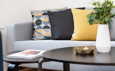¿Cómo limpiar un sofá correctamente?
