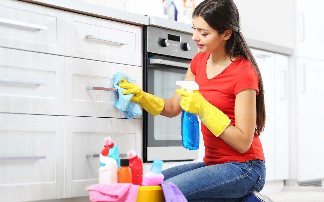 Funciones de una empleada de hogar interna
